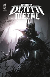 Batman Death Metal tome 2 de Snyder Scott