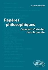 Repères philosophiques - Comment s'orienter dans la pensée de Jean-Michel Muglioni
