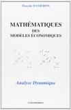 Mathématiques des modèles économiques - Analyse dynamique
