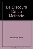 Le Discours De La Methode - Didier