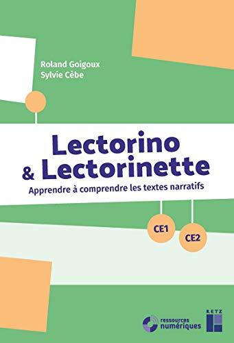 Lectorino et Lectorinette CE1-CE2 + CD-Rom + Téléchargement