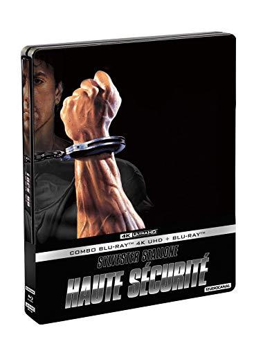 Haute sécurité [4K Ultra HD + Blu-Ray-Édition boîtier SteelBook]