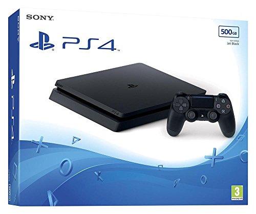 PS4 Slim 500 Go + Qui es-tu ? (Digital)