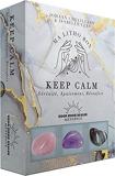 Coffret Ma Litho Box - Keep Calm (sérénité, apaisement, réconfort)
