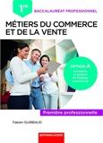 1re bac pro Métiers du commerce et de la vente - Option A