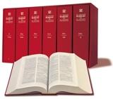 Le Grand Robert de la Langue Française - Coffret 6 volumes
