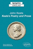 Agrégation anglais 2022. John Keats.