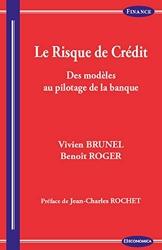 Le risque de crédit - Des Modèles au Pilotage de la Banque (le) de Vivien Brunel