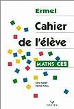 Ermel - Cahier de l'élève CE2 - Hatier - 01/01/1990