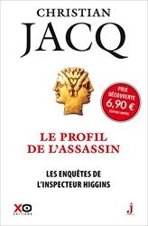 Les enquêtes de l'inspecteur Higgins - Tome 4 Le profil de l'assassin (édition limitée 2020) (04) de Christian Jacq