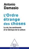 L'Ordre étrange des choses - Odile Jacob - 30/10/2019