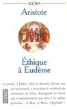 L'Ethique à Eudème - Pocket - 02/09/1999