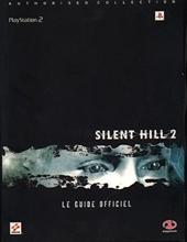 guide officiel silent hill 2 de Konami