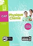 Physique Chimie Cap - Chimie CAP (2019) - Pochette élève (2019)