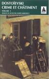 Crime et châtiment, tome 2 - Actes Sud - 06/11/1996