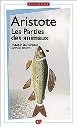 Les Parties des animaux - BILINGUE d'Aristote
