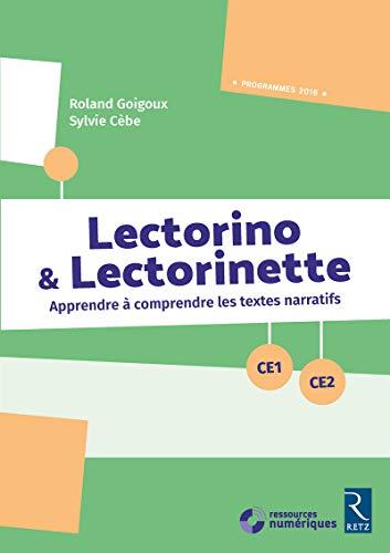 Lectorino & Lectorinette (+ CD-Rom)