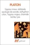Hippias mineur - Alcibiade - Apologie de Socrate - Euthyphron - Criton - Hippias majeur - Charmide - Lachès - Lysis de Platon ,Alfred Croiset (Sous la direction de, Traduction),Maurice Croiset (Sous la direction de, Traduction) ( 26 septembre 1991 ) - Gallimard; Édition Gallimard (26 septembre 1991) - 26/09/1991