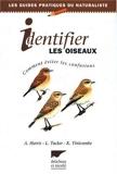 Identifier les oiseaux - Comment éviter les confusions