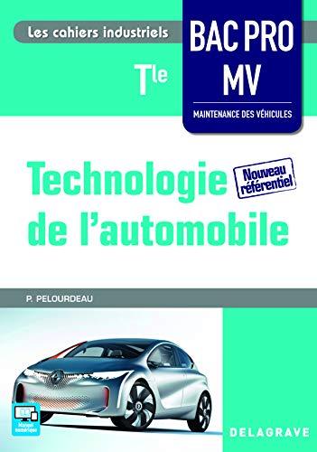 Technologie de l'automobile Tle Bac Pro MV (2016)