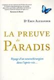La Preuve Du Paradis - Le Grand Livre Du Mois - 01/01/2013