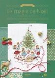 La magie de Noël. à broder au point de croix