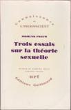 Trois essais sur la théorie sexuelle - Gallimard - 01/01/1989