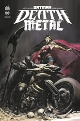 Batman Death Metal tome 1 de Snyder Scott