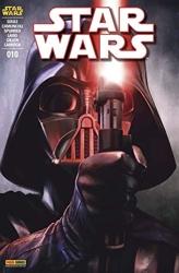 Star Wars n°10 (couverture 1/2) de Salvador Larroca