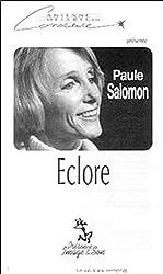 Eclore - AUDIO de Paule Salomon