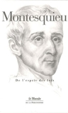 De l'esprit des lois by Montesquieu (2008-06-16) - Flammarion - 16/06/2008