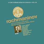 Concertos pour Piano/Oeuvres Symphoniques/Aleko/Vepres