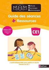 MHM - Guide des séances + Ressources CE1 de Nicolas Pinel