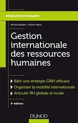 Gestion Internationale Des Ressources Humaines - 4e Éd. de Michel Barabel