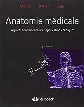 Anatomie médicale de MOORE