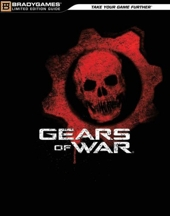 Gears of War Limited Edition Strategy Guide de BradyGames