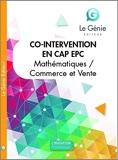 Co intervention math/commerce et vente cap epc