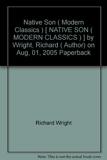 Native Son - Harper & Row Publ.