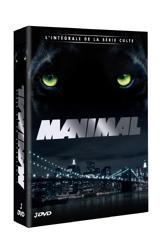 Manimal-L'intégrale de la série culte