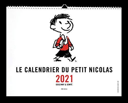 Le Calendrier du Petit Nicolas 2021