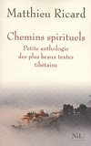 Chemins spirituels - Nil (Editions) - 23/09/2010