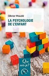 La psychologie de l'enfant d'Olivier Houdé