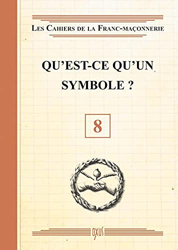 Qu'est-ce qu'un symbole ? Livret 8