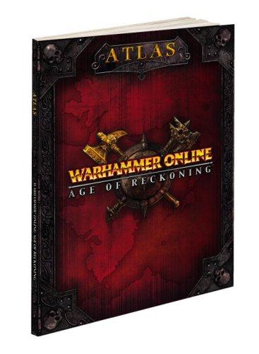 Warhammer Online Atlas