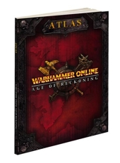 Warhammer Online Atlas - Age of Reckoning Atlas: Prima Official Game Guide de Mike Searle