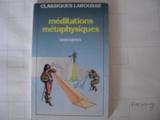 Descartes Meditat.Metap. - Larousse - 04/07/2003