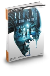 Aliens Colonial Marines Official Strategy Guide de BradyGames