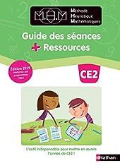 Méthode Heuristique de Maths (Pinel) Guide des séances + Ressources CE2 2019 de Nicolas Pinel