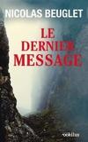 Le Dernier Message - Editions Ookilus - 28/04/2021