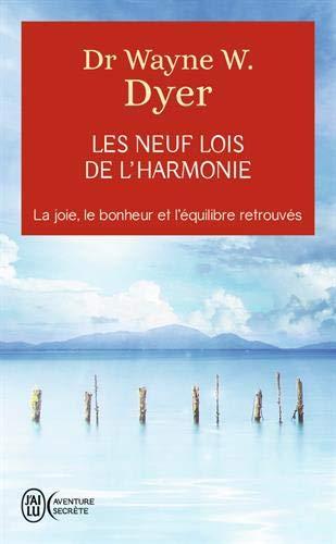 Les neuf lois de l'harmonie